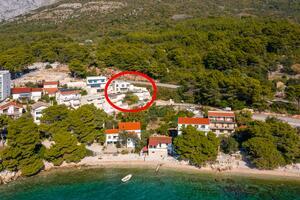 Seaside luxury villa with a swimming pool Zaostrog, Makarska - 19037