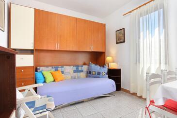 Makarska, Dnevna soba v nastanitvi vrste apartment, WiFi.