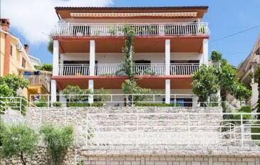 Rabac, Labin, Объект 19055 - Апартаменты с галечным пляжем.