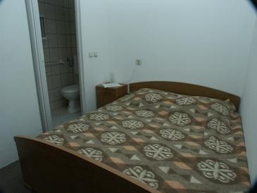 Supetarska Draga - Donja, Sypialnia w zakwaterowaniu typu room, WIFI.