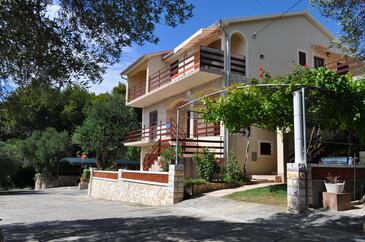 Supetarska Draga - Gonar, Rab, Property 2002 - Apartments and Rooms near sea with sandy beach.