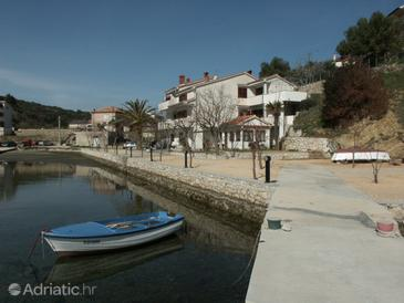 Supetarska Draga - Donja, Rab, Property 2004 - Apartments by the sea.