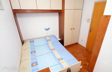 Banjol, Спальня в размещении типа room, доступный кондиционер, Домашние животные допускаются и WiFi.