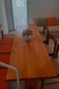Palit, Dining room in the apartment, WiFi.