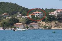 Apartments and rooms by the sea Supetarska Draga - Donja (Rab) - 2013
