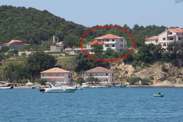 Supetarska Draga - Donja, Rab, Property 2013 - Apartments and Rooms near sea with sandy beach.