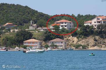 Supetarska Draga - Donja, Rab, Propiedad 2013 - Apartamentos y Habitaciones near sea with sandy beach.