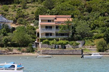 Supetarska Draga - Donja, Rab, Property 2018 - Apartments near sea with sandy beach.