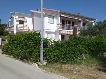 Caska, Pag, Property 202 - Apartments near sea with pebble beach.
