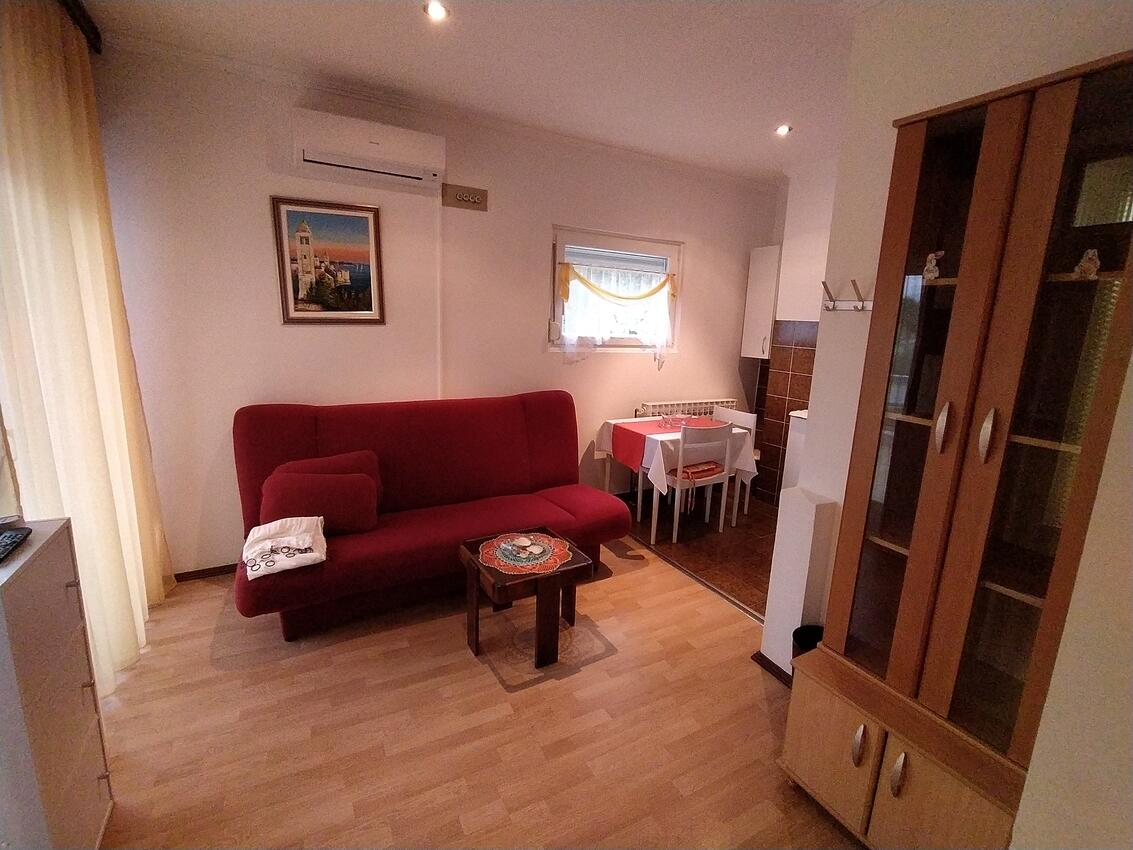 Studio Appartment im Ort Supetarska Draga - Donja  Ferienwohnung in Kroatien
