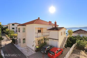 Seget Donji, Trogir, Property 2029 - Apartments near sea with pebble beach.