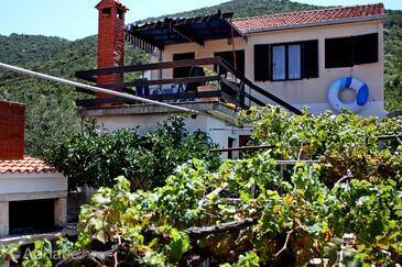 Uvala Zaraće, Hvar, Property 2048 - Vacation Rentals near sea with pebble beach.