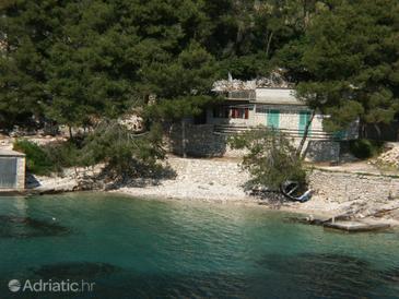 Uvala Lozna, Hvar, Property 2063 - Vacation Rentals near sea with pebble beach.