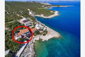 Apartments by the sea Cove Pokrivenik (Hvar) - 2073