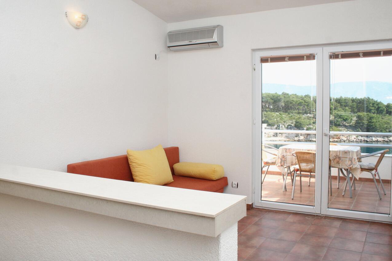 Holiday apartment im Ort Basina (Hvar), Kapazität 2+2 (1880056), Vrbanj, Island of Hvar, Dalmatia, Croatia, picture 2