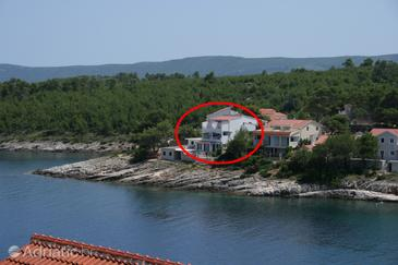 Basina, Hvar, Property 2074 - Apartments by the sea.