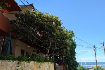 Sumpetar, Omiš, Property 2099 - Apartments and Rooms near sea with pebble beach.