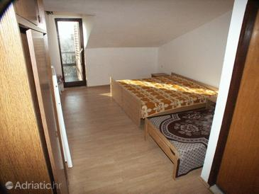 Novalja, Bedroom in the room, dopusteni kucni ljubimci.