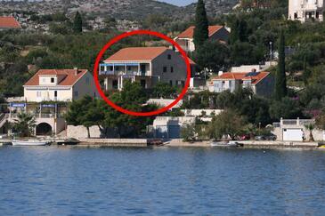 Slano, Dubrovnik, Property 2113 - Apartments near sea with pebble beach.