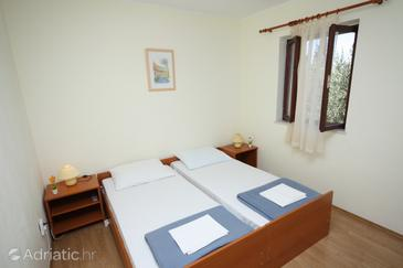 Cavtat, Bedroom in the room.
