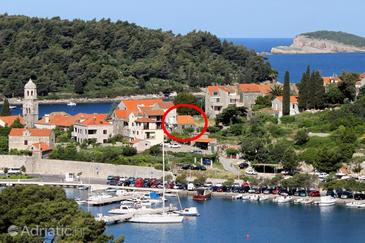 Cavtat, Dubrovnik, Property 2116 - Apartments by the sea.