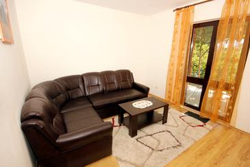 Orašac, Pokój dzienny w zakwaterowaniu typu apartment, WIFI.