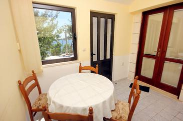 Orašac, Dining room in the apartment, WIFI.