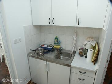 Zaton Veliki, Kitchen in the apartment, dopusteni kucni ljubimci i WIFI.