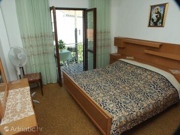Zaton Mali, Bedroom in the room.