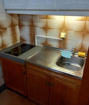 Cavtat, Кухня в размещении типа studio-apartment, Домашние животные допускаются и WiFi.