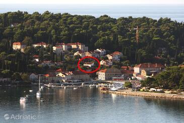 Cavtat, Dubrovnik, Objekt 2135 - Ubytování v blízkosti moře.