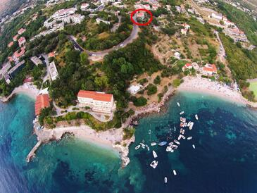 Plat, Dubrovnik, Objekt 2136 - Ubytování v blízkosti moře s oblázkovou pláží.