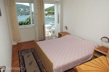 Molunat, Спальня в размещении типа room, доступный кондиционер, Домашние животные допускаются и WiFi.