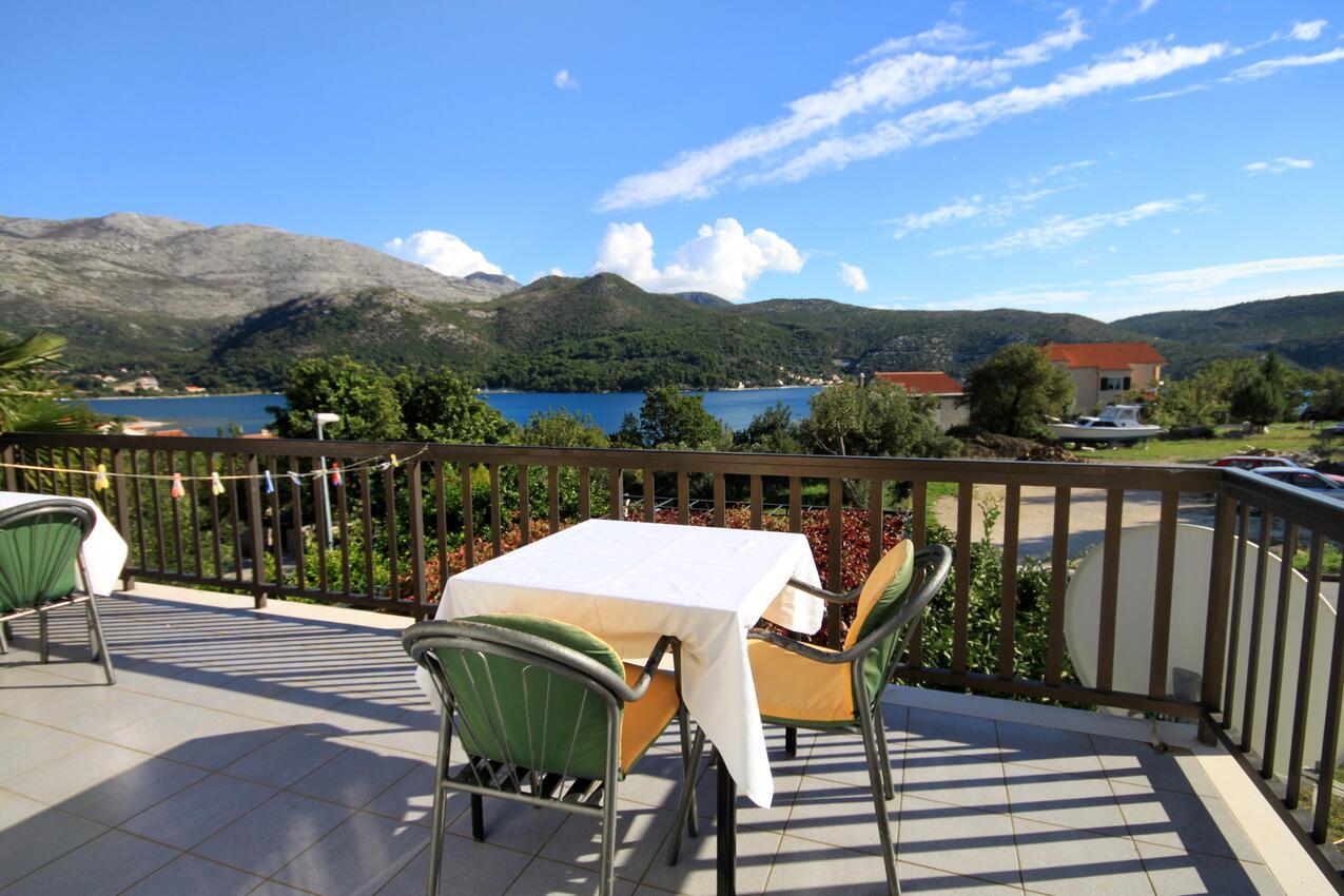 Ferienwohnung Studio Appartment im Ort Slano (Dubrovnik), Kapazität 2+0 (2035619), Slano, , Dalmatien, Kroatien, Bild 6