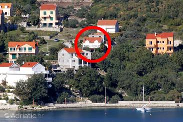 Slano, Dubrovnik, Объект 2159 - Апартаменты и комнаты с галечным пляжем.