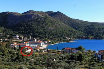Slano, Dubrovnik, Property 2160 - Apartments near sea with sandy beach.