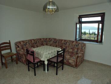 Slađenovići, Esszimmer in folgender Unterkunftsart apartment, WiFi.
