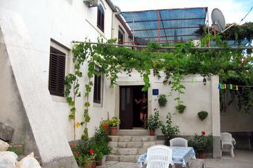 Slađenovići, Dubrovnik, Objekt 2163 - Kuća za odmor blizu mora sa šljunčanom plažom.