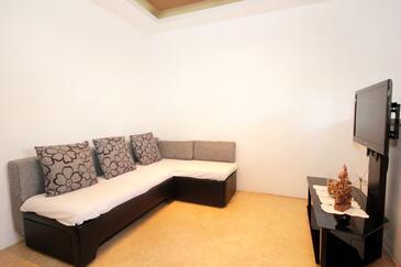 Slađenovići, Obývacia izba v ubytovacej jednotke house, WiFi.