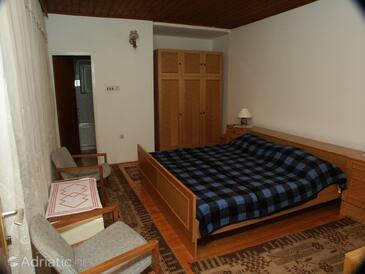 Lopud, Bedroom in the room.