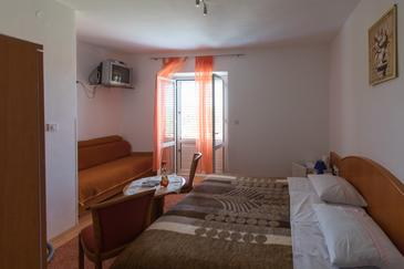 Lopud, Спальня в размещении типа room, доступный кондиционер и WiFi.