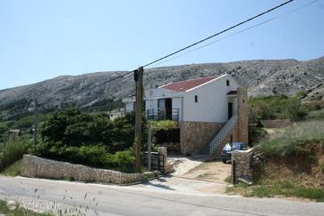 Pag, Pag, Property 217 - Apartments and Rooms with pebble beach.