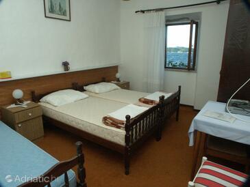 Lopud, Bedroom in the room, dostupna klima i WIFI.