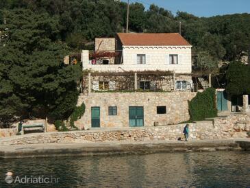 Suđurađ, Elafiti, Property 2176 - Apartments by the sea.