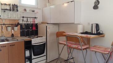 Slano, Столовая в размещении типа studio-apartment, Домашние животные допускаются и WiFi.