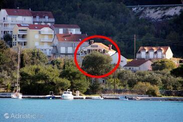 Slano, Dubrovnik, Objekt 2179 - Ubytování s oblázkovou pláží.