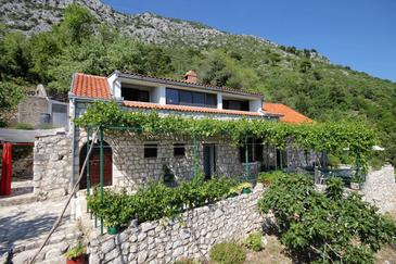 Podaca, Makarska, Property 2185 - Vacation Rentals with pebble beach.