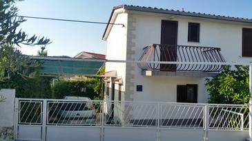 Seget Vranjica, Trogir, Property 2195 - Vacation Rentals near sea with pebble beach.