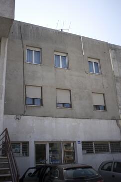Split, Split, Objekt 2197 - Apartmani sa šljunčanom plažom.