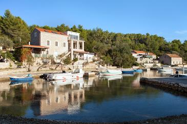 Tri luke, Korčula, Property 2199 - Vacation Rentals by the sea.